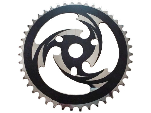Point Steel chainwheel 44 dientes